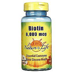 Nature's Life Biotin