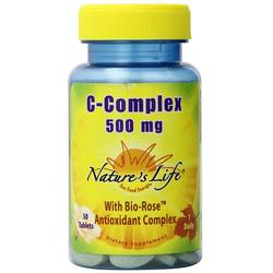 Nature's Life C-Complex 500 mg