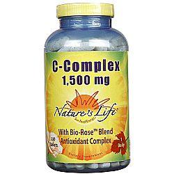 Nature's Life C-Complex 1-500 mg