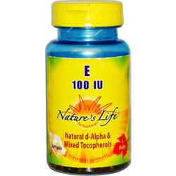 Nature's Life E 100 IU