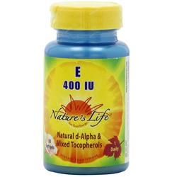 Nature's Life E 400 IU