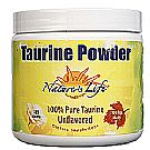 Nature's Life Taurine Powder Unflavored