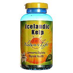 Nature's Life Icelandic Kelp
