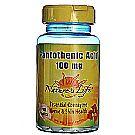 Nature's Life Pantothenic Acid 100 mg