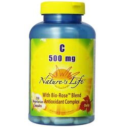 Nature's Life Vitamin C