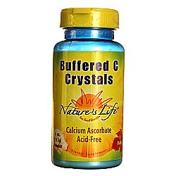 Nature's Life Buffered C Crystals
