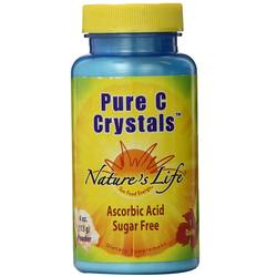 Nature's Life Pure C Crystals