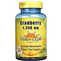 Nature's Life Cranberry 1-200 mg