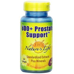 Nature's Life 800+ Prostate Support