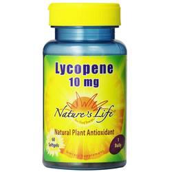 Nature's Life Lycopene 10 mg