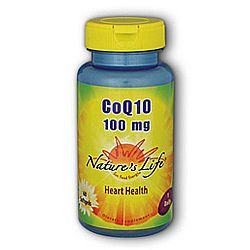 Nature's Life CoQ10