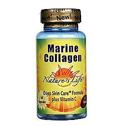 Nature's Life Marine Collagen 550 mg