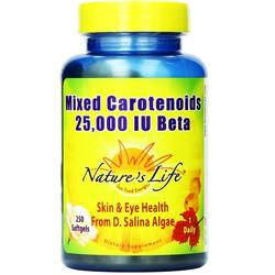 Nature's Life Mixed Carotenoids