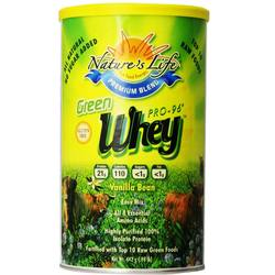 Nature's Life Green Whey Pro-96