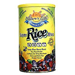 Nature's Life Super Blue Rice Protein