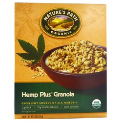 Natures Path Hemp Plus Granola
