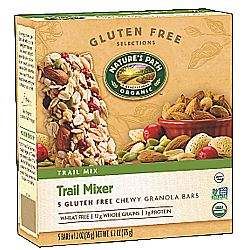 Natures Path Trail Mixer Chewy Granola Bars