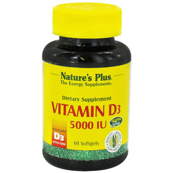 Nature's Plus Vitamin D3