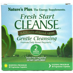 Nature's Plus Fresh Start Cleanse