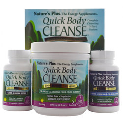 Nature's Plus Quick Body Cleanse