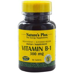 Nature's Plus Vitamin B1