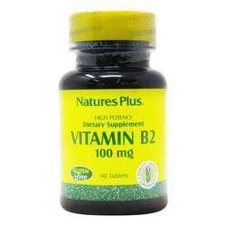 Nature's Plus Vitamin B-2