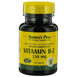 Nature's Plus Vitamin B2