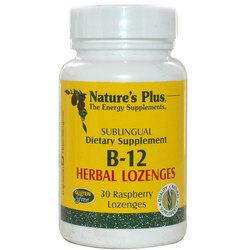 Nature's Plus B-12