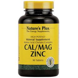 Nature's Plus CalMag Zinc