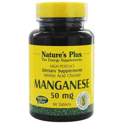 Nature's Plus Manganese
