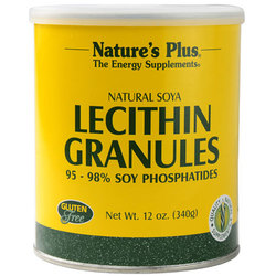 Nature's Plus Lecithin Granules