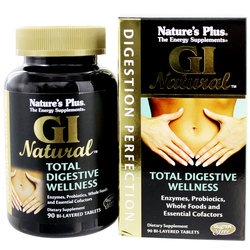 Nature's Plus GI Natural Total Digestive Wellness