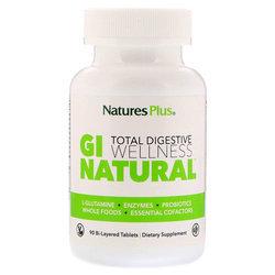 Nature's Plus GI Natural Total Digestive Wellness