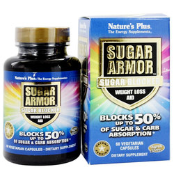 Nature's Plus Sugar Armor Sugar Blocker Weight Loss Aid