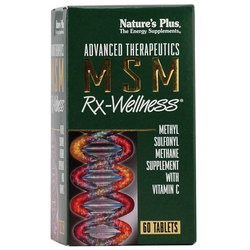 Nature's Plus MSM Rx-Wellness