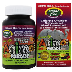 Nature's Plus Animal Parade Children's Multi-Vitamin and Mineral