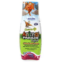 Nature's Plus Animal Parade Children's Multi Vitamin  Mineral