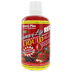 Nature's Plus Source of Life Red