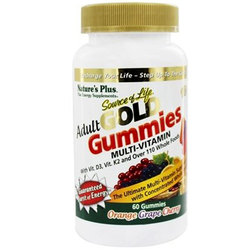 Nature's Plus Source of Life Gold Adult Multi-Vitamin