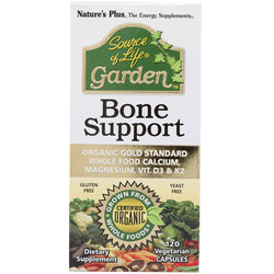 Nature's Plus Source of Life Garden Bone Support