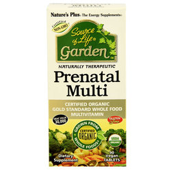 Nature's Plus Source of Life Garden Prenatal Multi