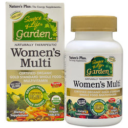 Nature's Plus Source of Life Garden Women's Multi