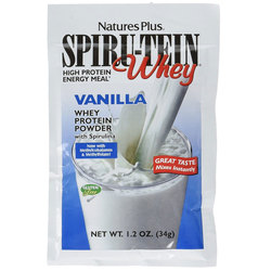 Nature's Plus Spiru-Tein Whey