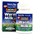Nature's Plus Animal Parade Warm Milk Chewables