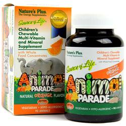 Nature's Plus Animal Parade Multiple
