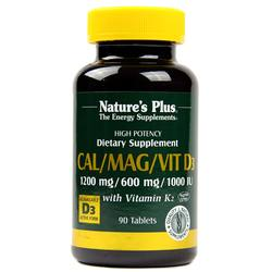 Nature's Plus CalMagVit D3