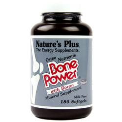 Nature's Plus Bone Power w Boron