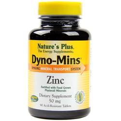 Nature's Plus Dyno-Mins Zinc
