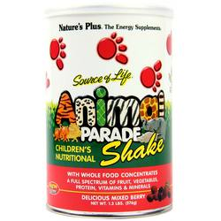 Nature's Plus Animal Parade Shake