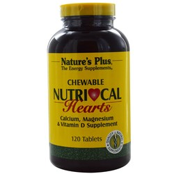 Nature's Plus Nutri-Cal Hearts